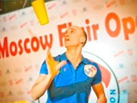Чемпионат Moscow Flair Open '11